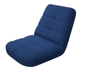 floor chair with backrest
