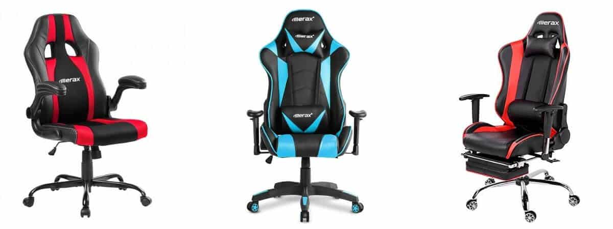 Merax Gaming Chair