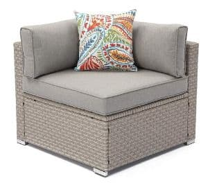 comfy corner chair