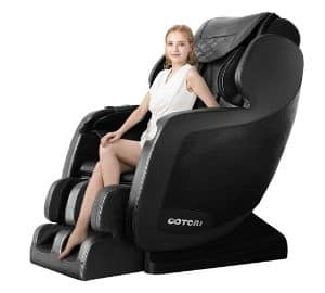 zero gravity full body massage chair